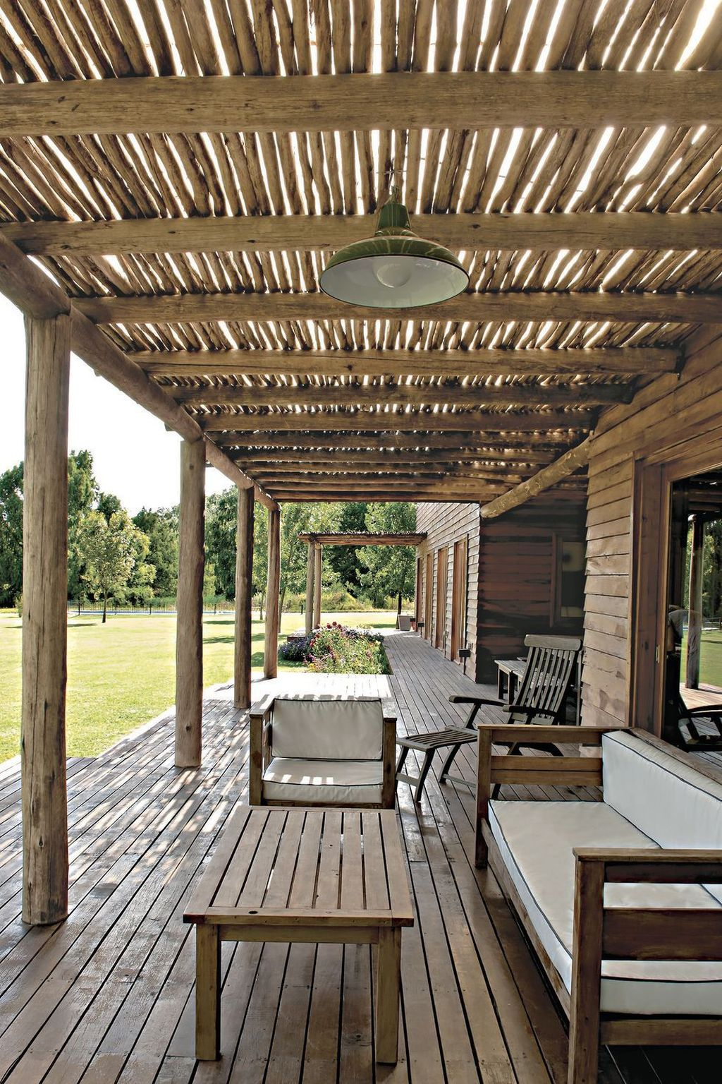Lovely Rustic Porch Ideas To Beautify Your Home 08