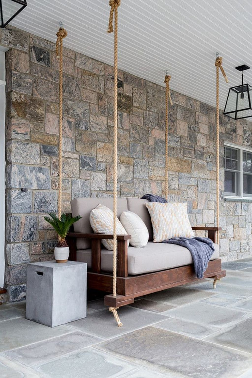 Lovely Rustic Porch Ideas To Beautify Your Home 17