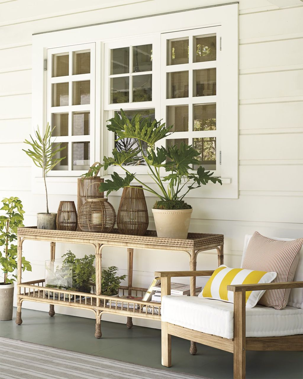 Lovely Rustic Porch Ideas To Beautify Your Home 23