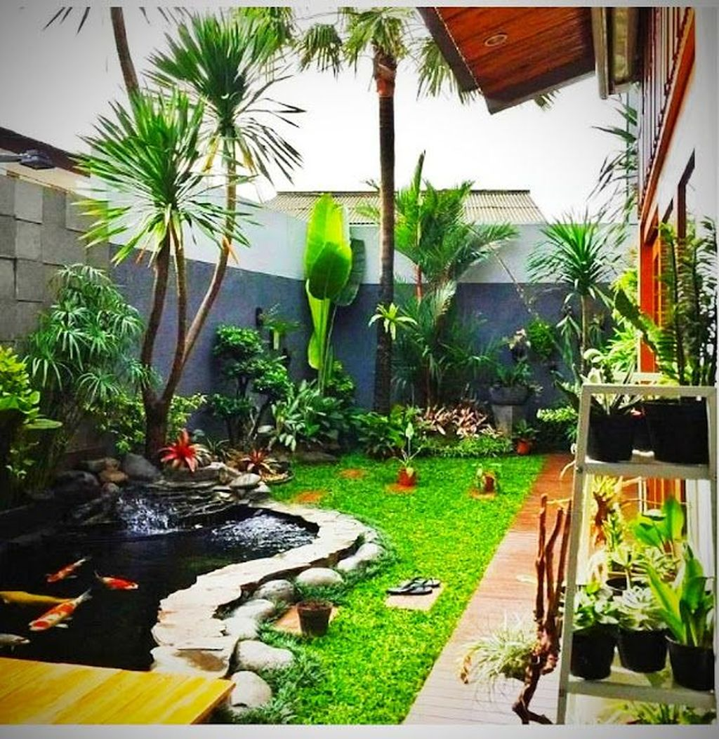 Nice Minimalist Backyard Landscaping Design Ideas You Will Love 05