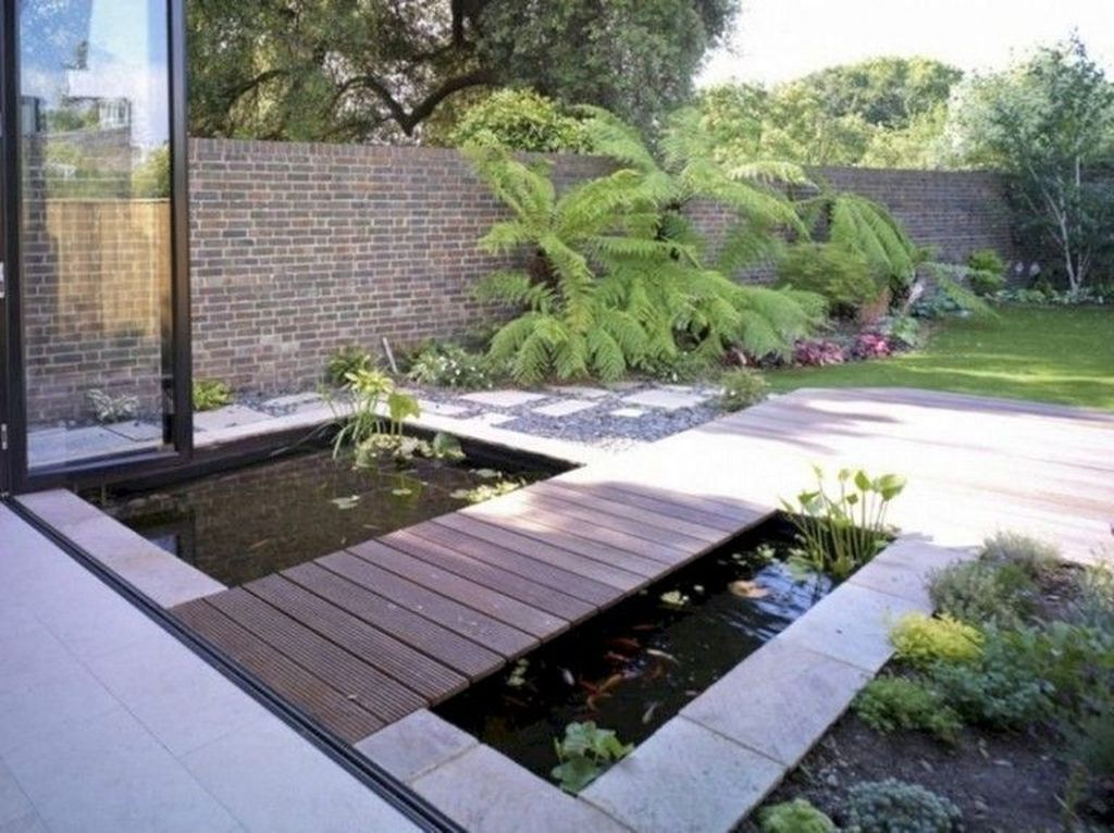Nice Minimalist Backyard Landscaping Design Ideas You Will Love 10