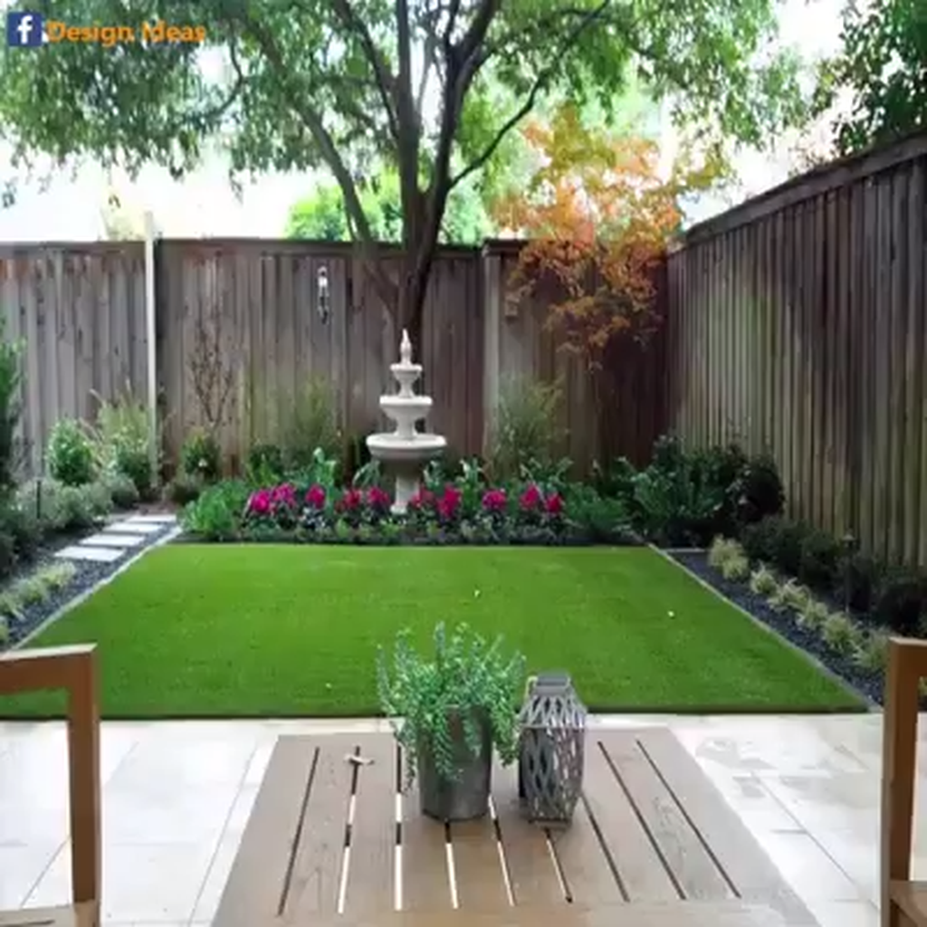 Nice Minimalist Backyard Landscaping Design Ideas You Will Love 19