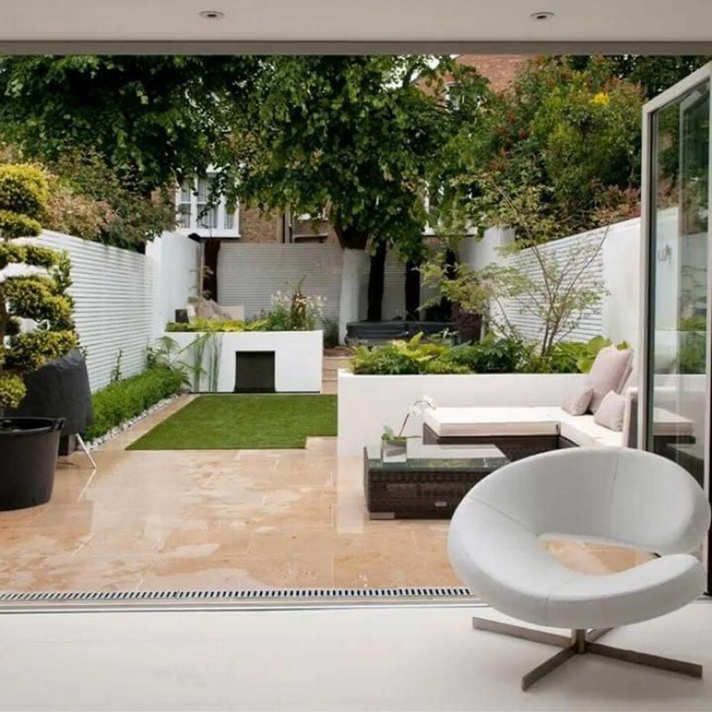 Nice Minimalist Backyard Landscaping Design Ideas You Will Love 23