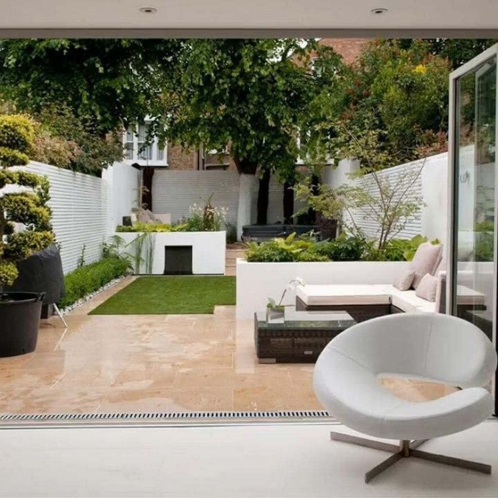 Nice Minimalist Backyard Landscaping Design Ideas You Will Love 23