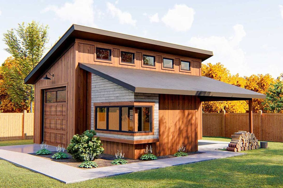 Popular Garage Design Ideas For Your Inspiration 03