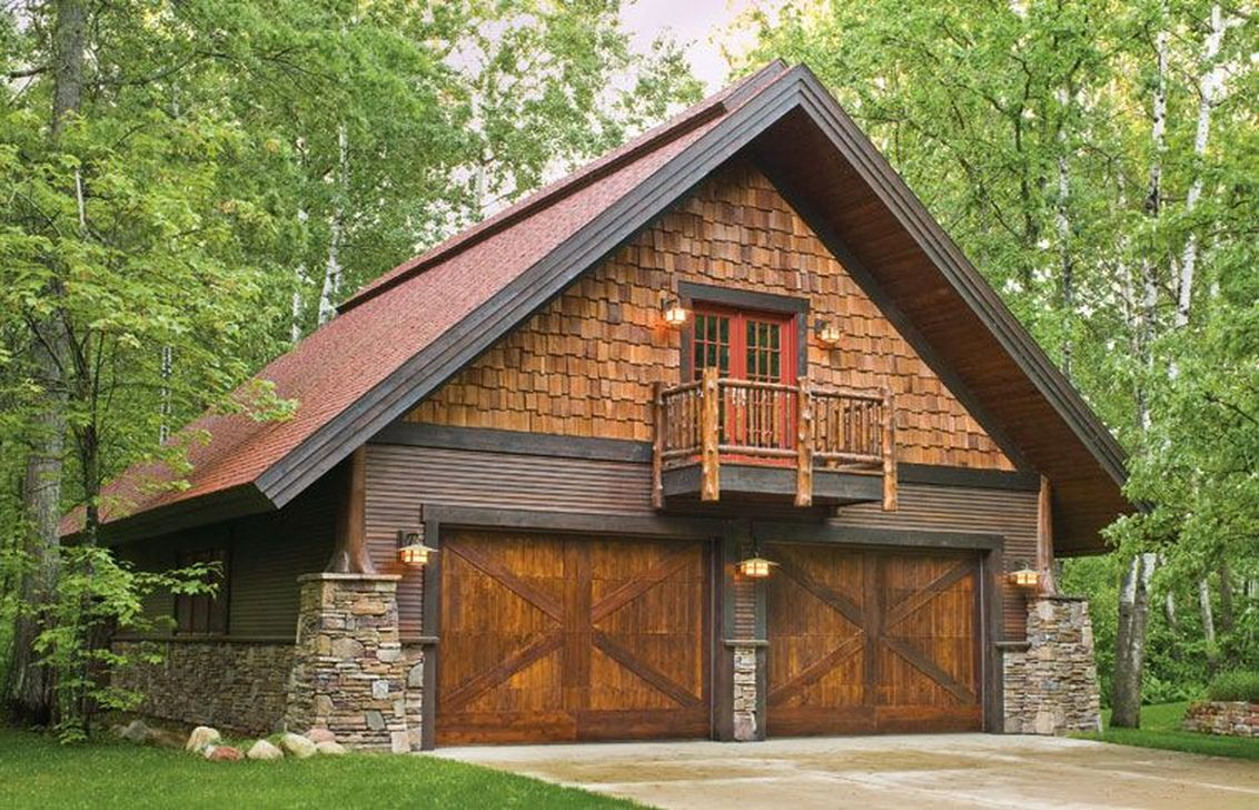 Popular Garage Design Ideas For Your Inspiration 09