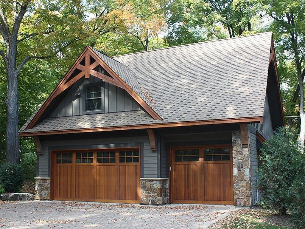 Popular Garage Design Ideas For Your Inspiration 12