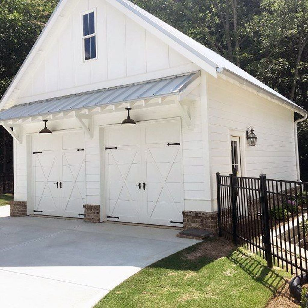 Popular Garage Design Ideas For Your Inspiration 15