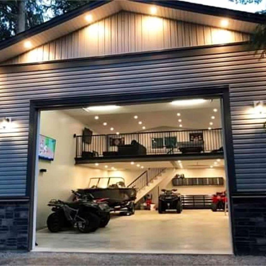 Popular Garage Design Ideas For Your Inspiration 16