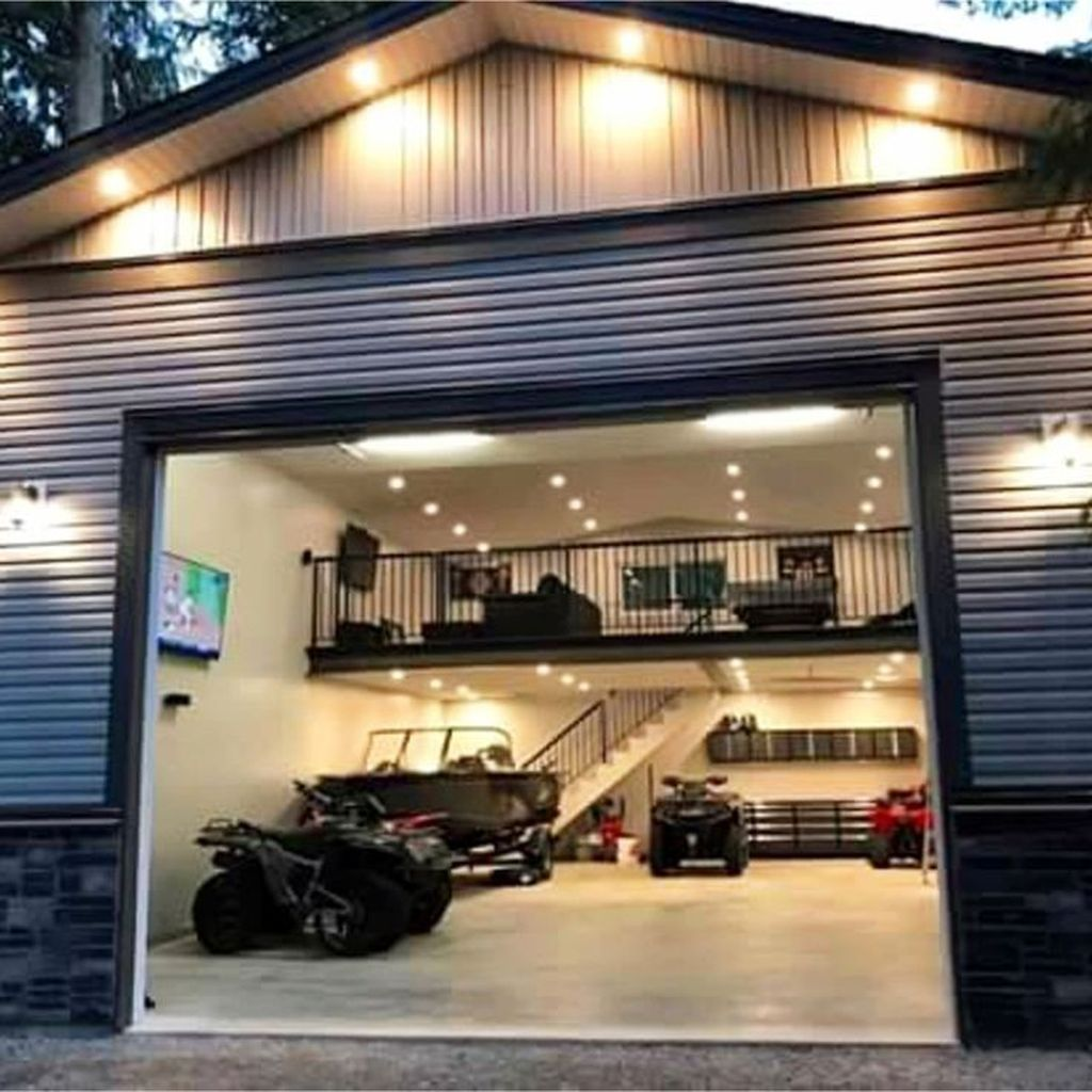 Popular Garage Design Ideas For Your Inspiration 16
