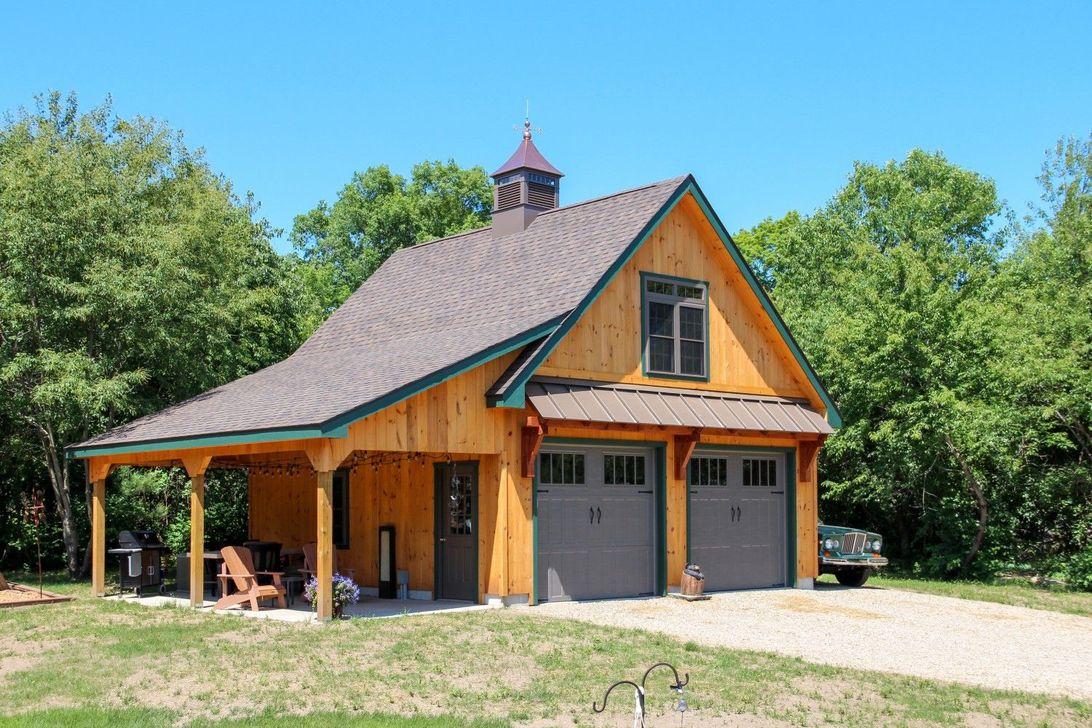 Popular Garage Design Ideas For Your Inspiration 21