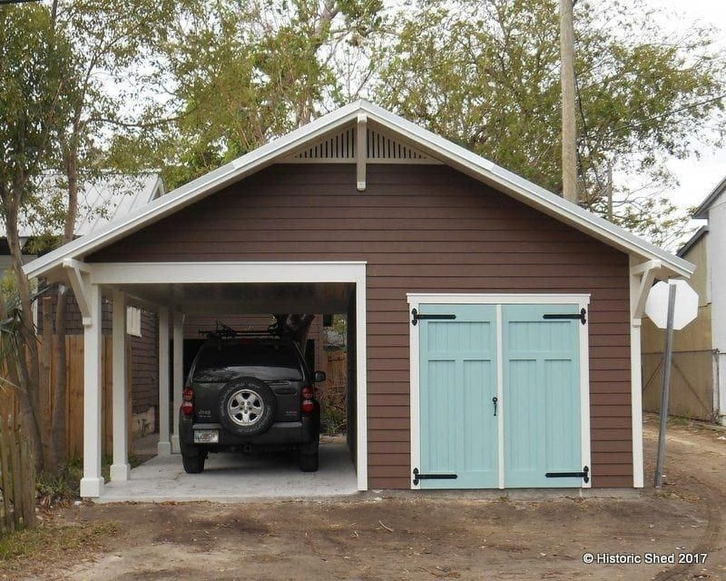 Popular Garage Design Ideas For Your Inspiration 30