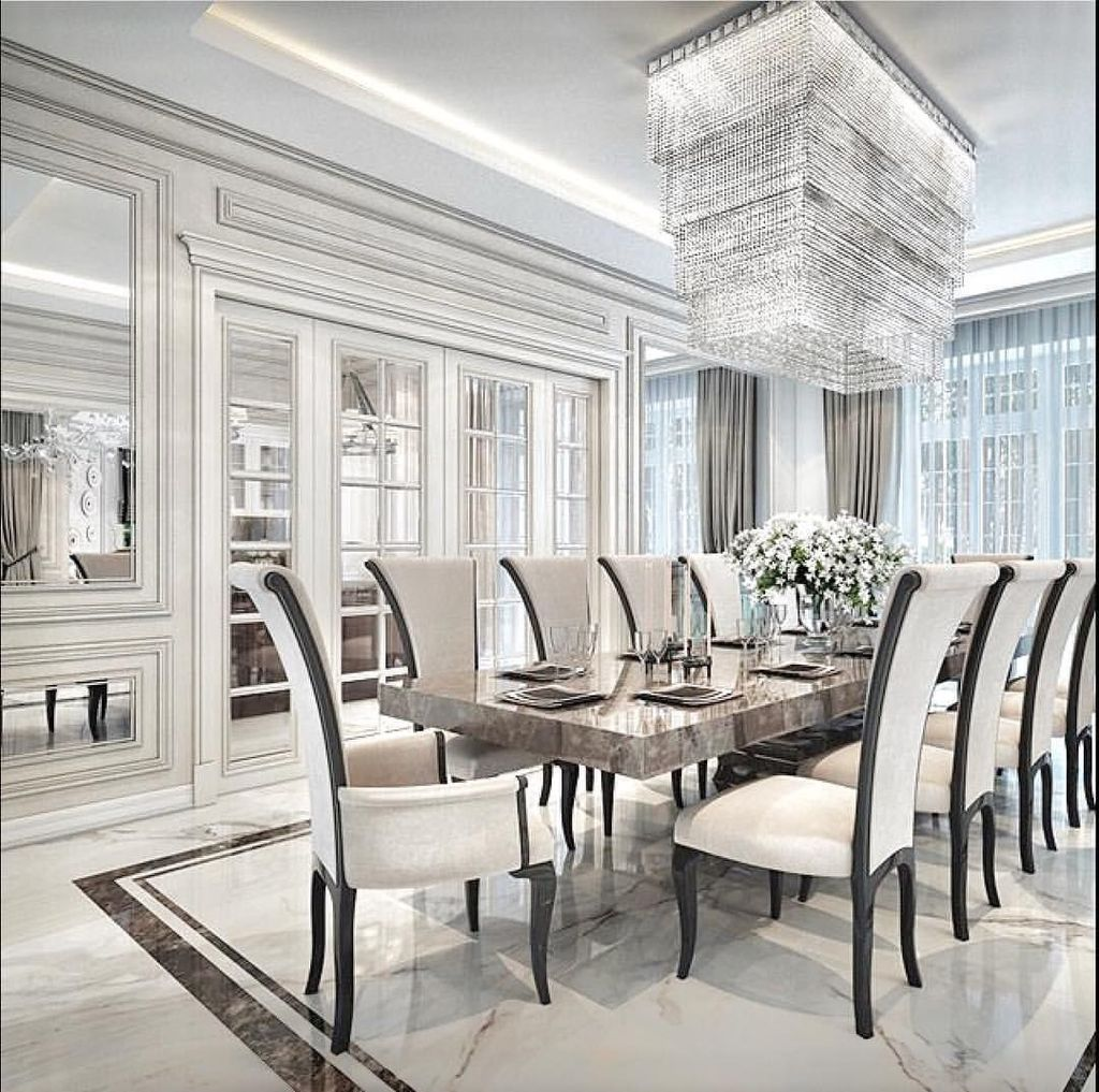Popular Modern Dining Room Design Ideas You Should Copy 16