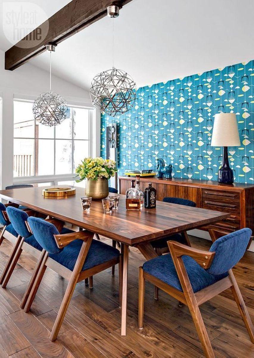 Popular Modern Dining Room Design Ideas You Should Copy 24