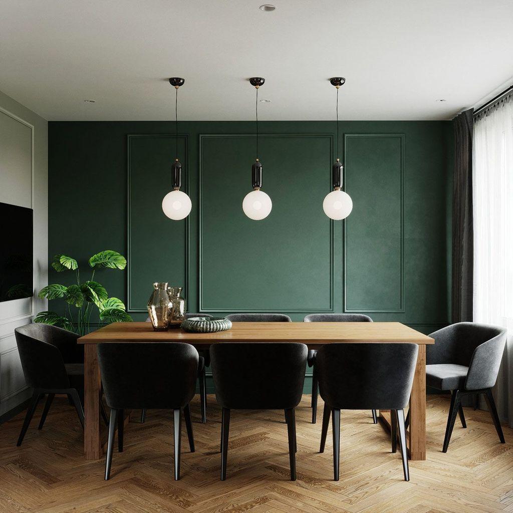 Popular Modern Dining Room Design Ideas You Should Copy 26