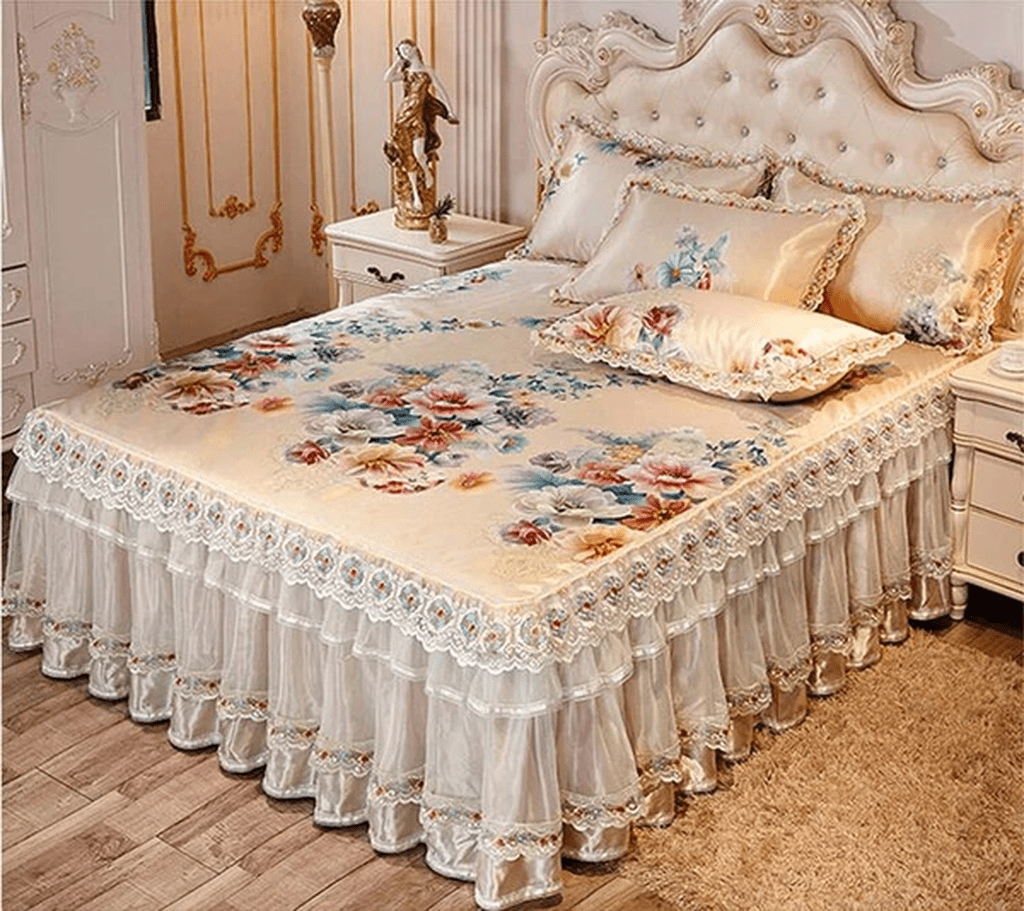 Popular Summer Bedding Ideas To Beautify Your Bedroom 14