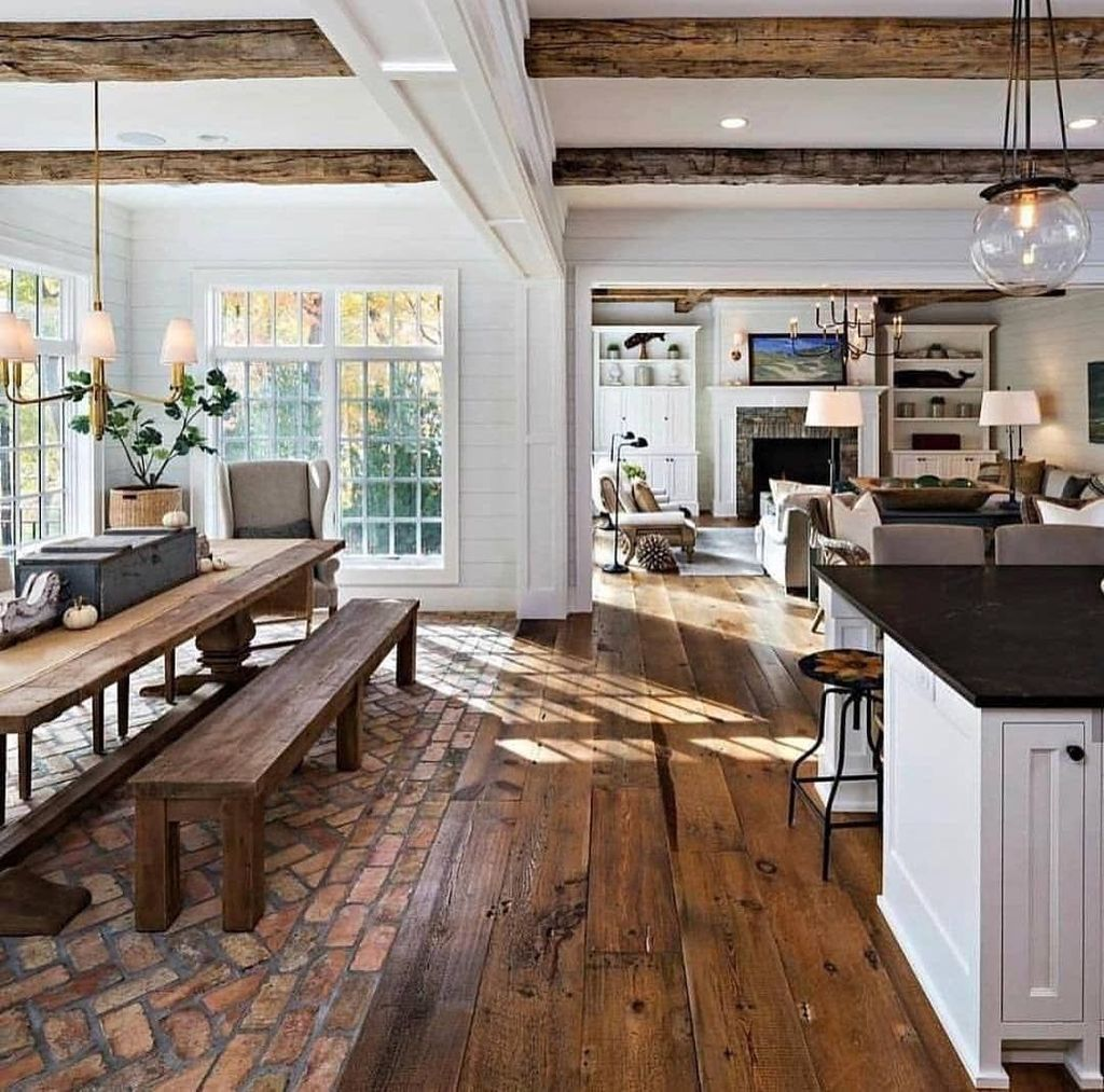 The Best Modern Farmhouse Kitchen Design Ideas 07