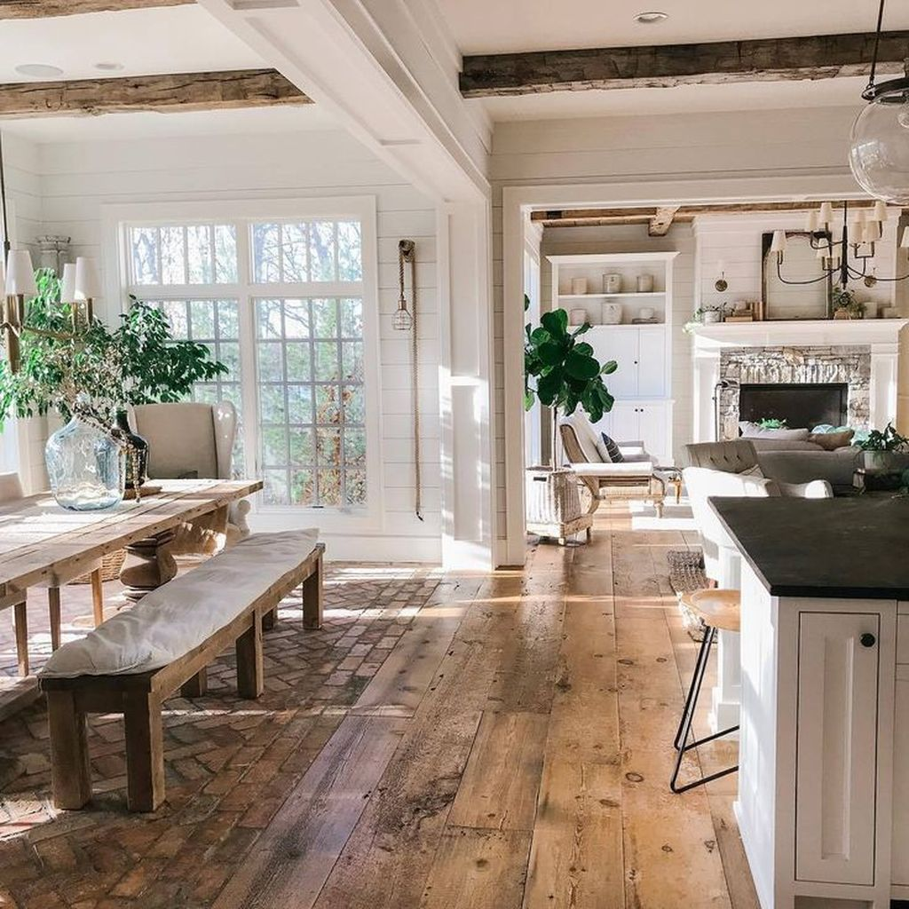 The Best Modern Farmhouse Kitchen Design Ideas 29