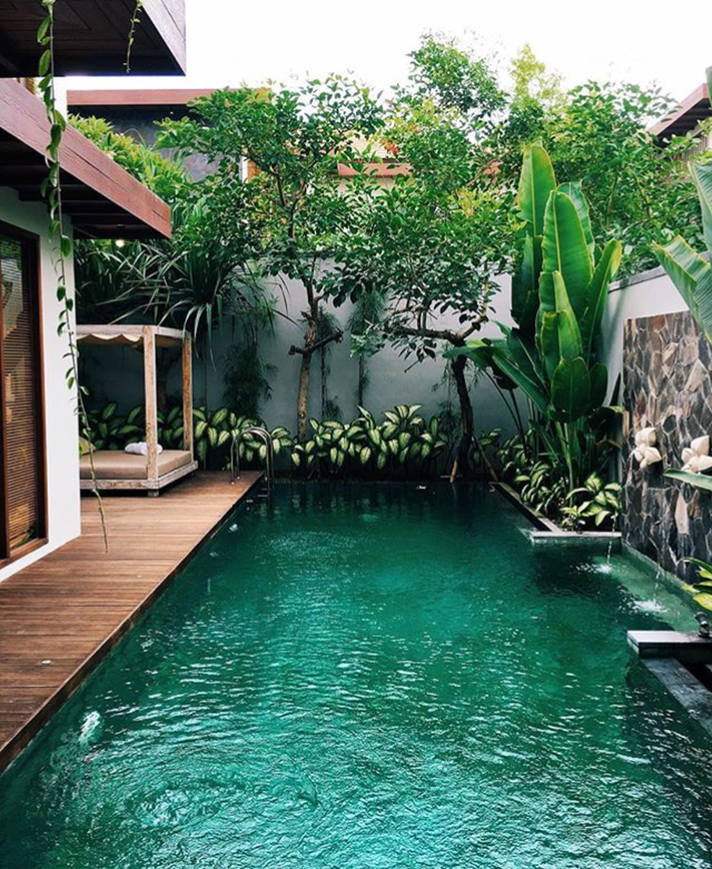 The Best Natural Small Pools Design Ideas You Will Love 13