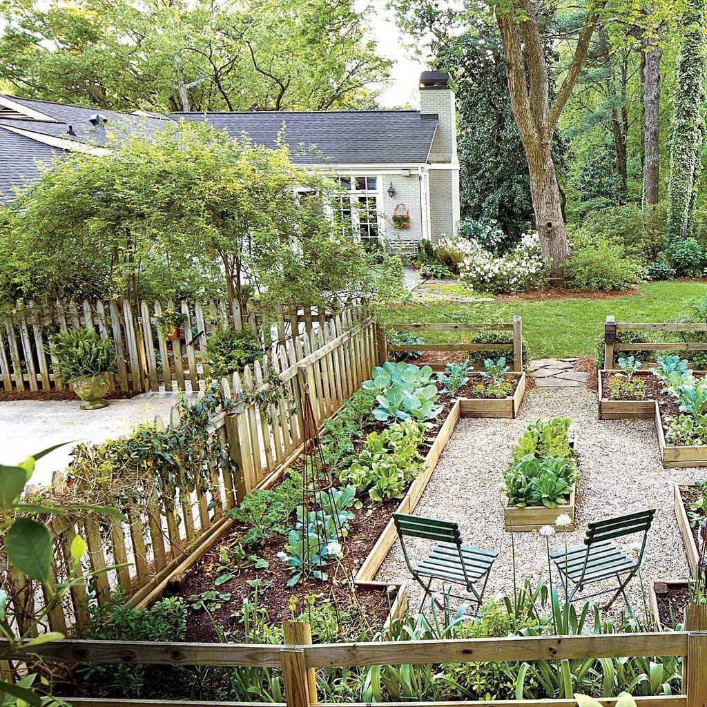 Trending Patio Garden Design Ideas Best For Summertime 04