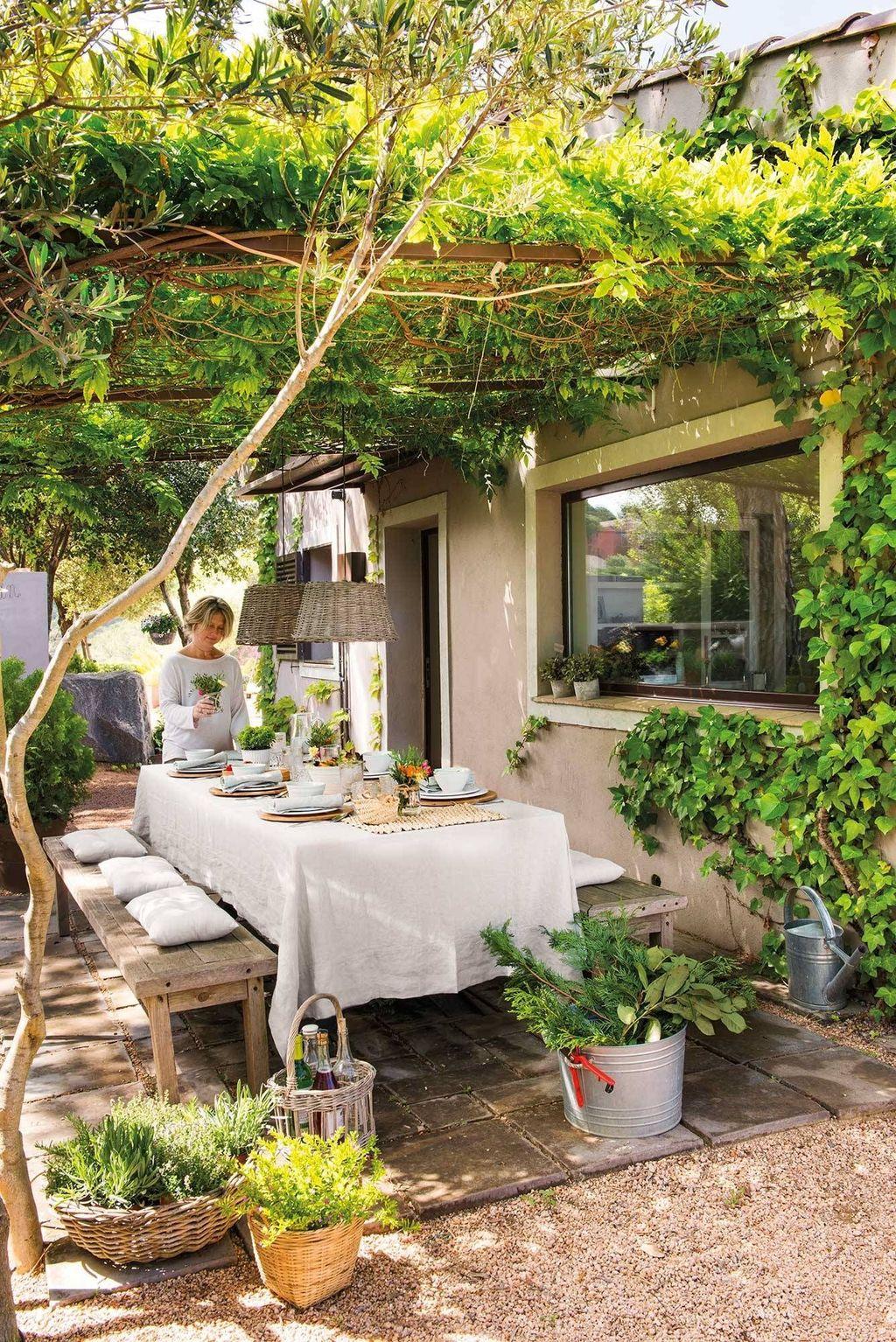 Trending Patio Garden Design Ideas Best For Summertime 11