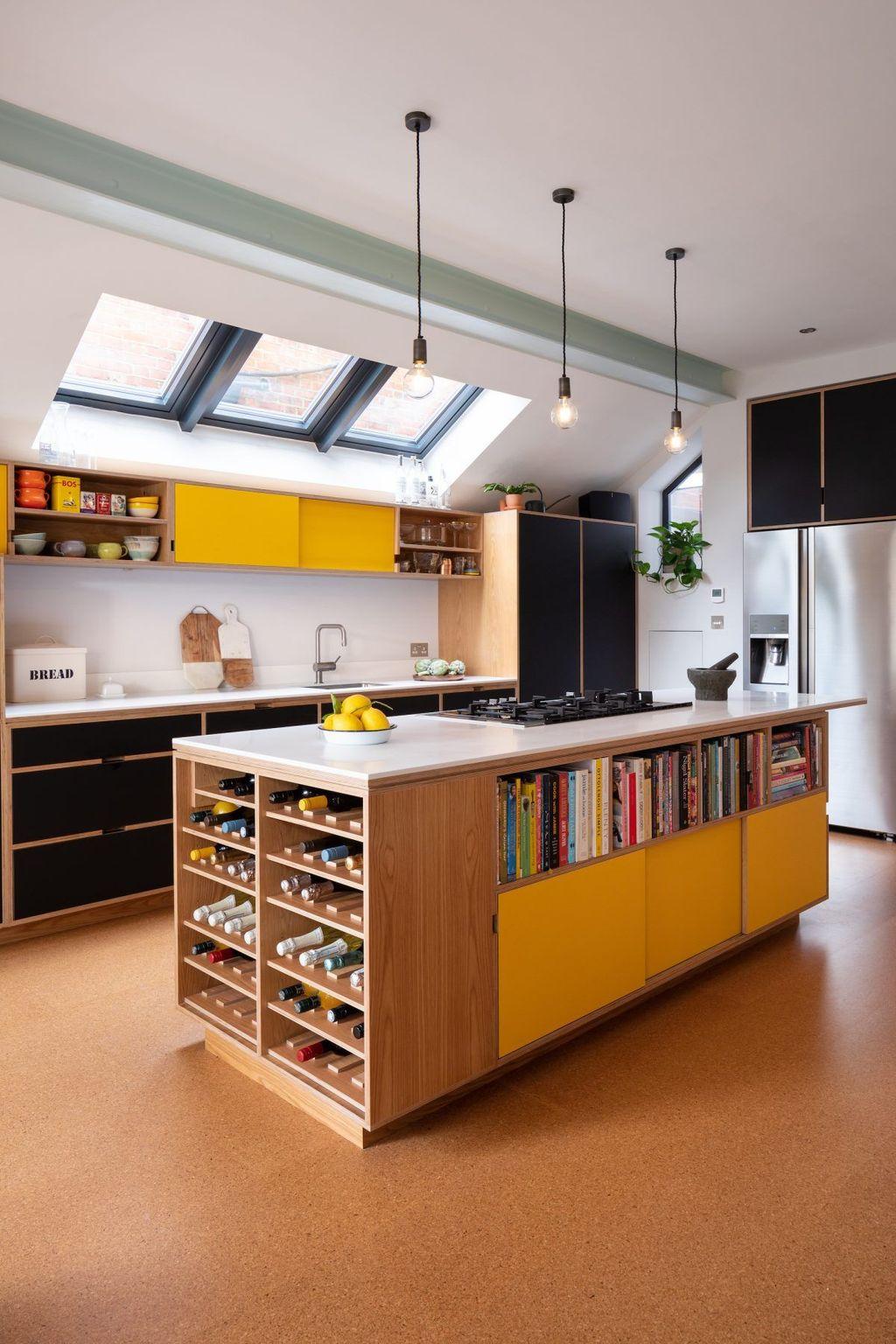 Wonderful Contemporary Kitchen Design Ideas 02