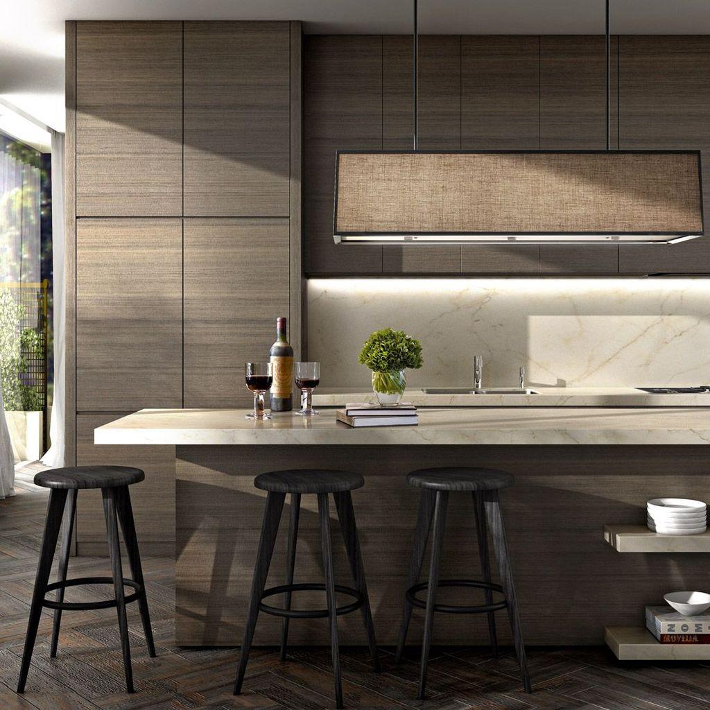 Wonderful Contemporary Kitchen Design Ideas 11