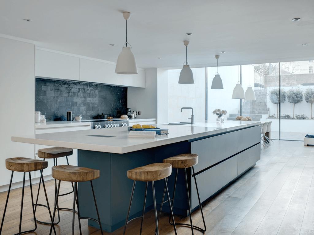 Wonderful Contemporary Kitchen Design Ideas 30