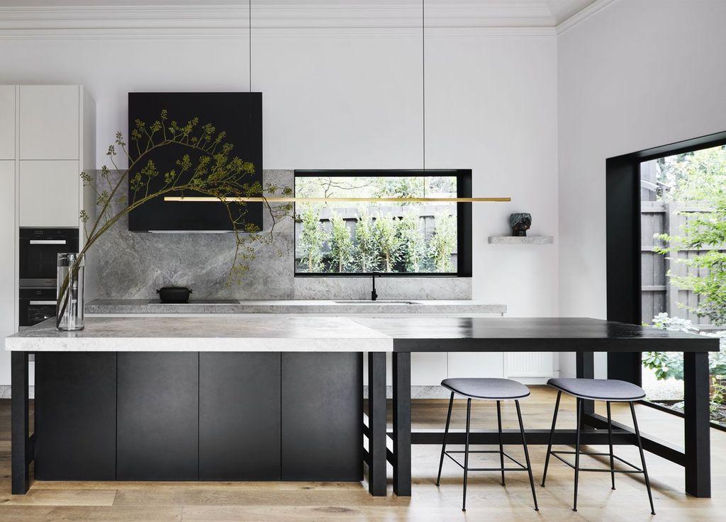 Wonderful Contemporary Kitchen Design Ideas 32