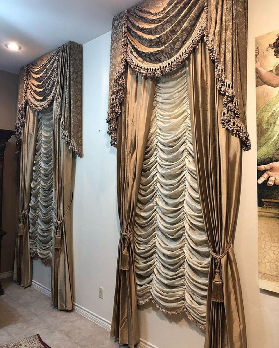 Wonderful Elegant Curtains Ideas For Living Room Decor 18