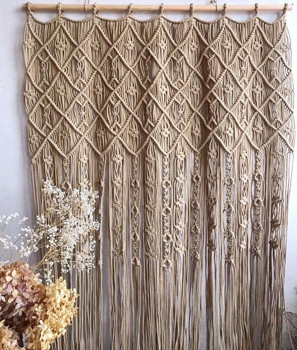 Wonderful Elegant Curtains Ideas For Living Room Decor 28