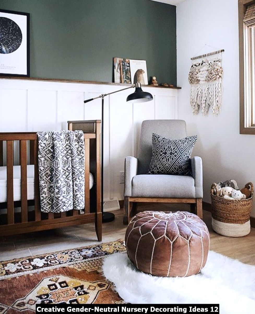 Creative Gender Neutral Nursery Decorating Ideas 12