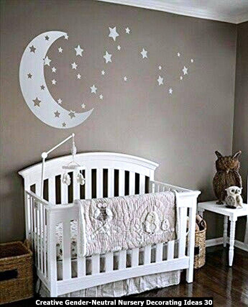 Creative Gender Neutral Nursery Decorating Ideas 30
