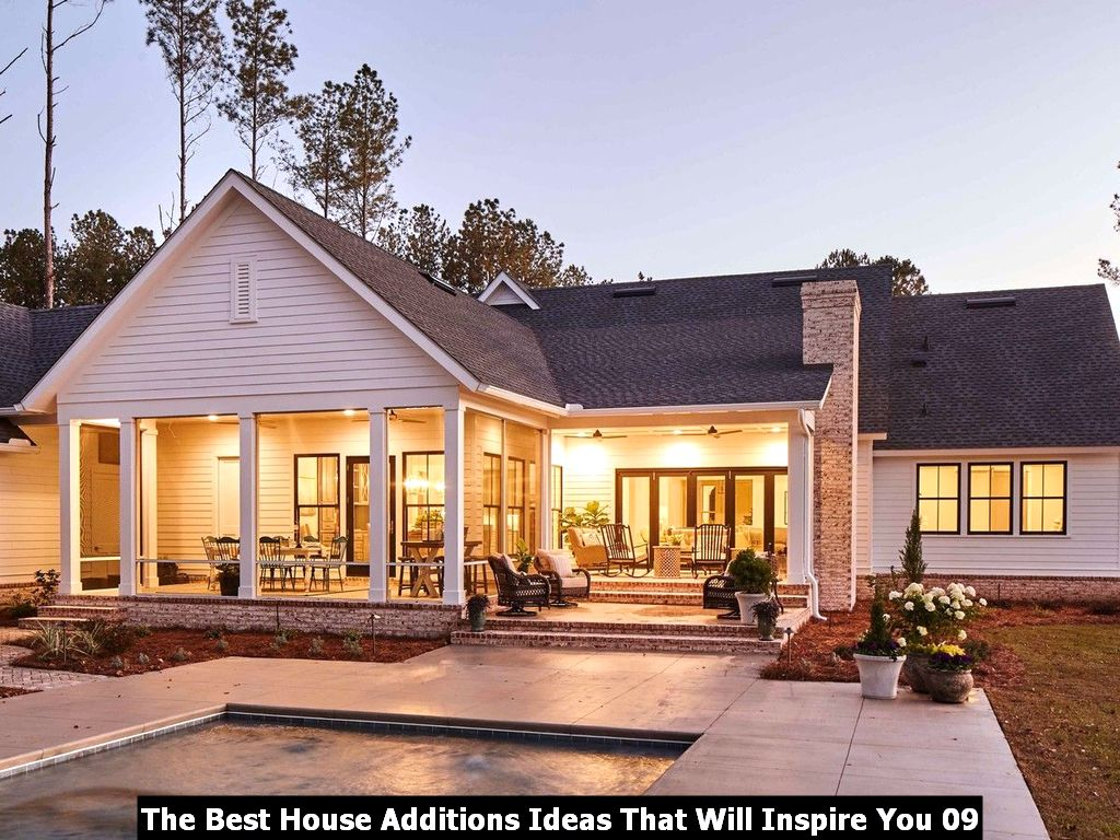 The Best House Additions Ideas That Will Inspire You 09