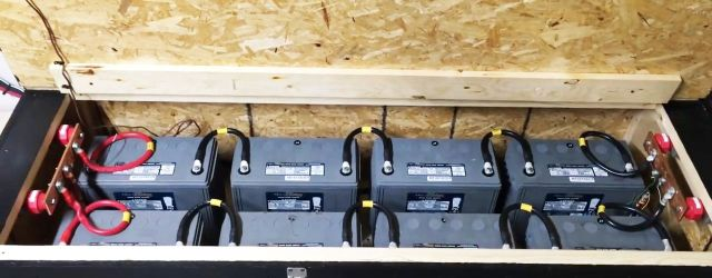 DIY Home Battery Backup
