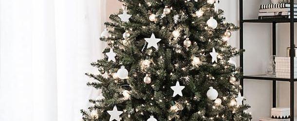 Modern Christmas Tree Decorations