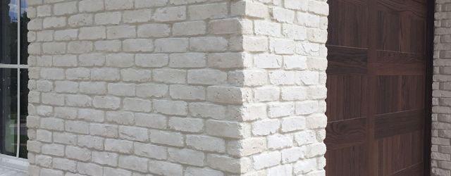 Exterior Brick Veneer