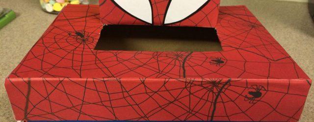 Valentine Shoe Box Decorating Ideas