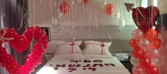 Valentine Room Decoration Ideas