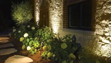 Front Yard Lighting Ideas