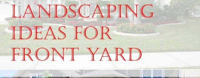 Low Cost Front Yard Landscaping