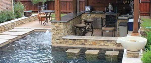 Small Backyard Pool Designs