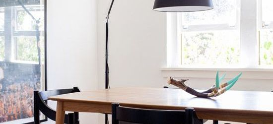 Dining Room Floor Lamp