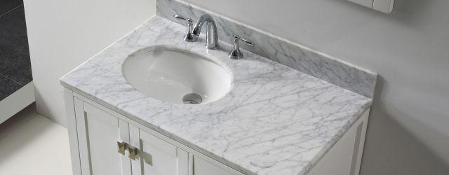 18 Inch Deep Bathroom Vanity