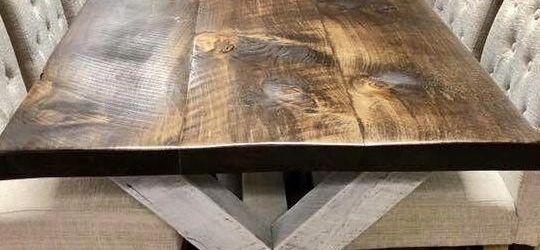 Farm Style Kitchen Table