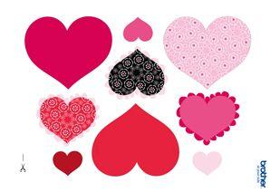 Valentine's Day Printable Decorations