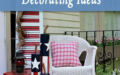 Fourth Of July Outdoor Decorations