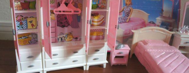 Barbie Bedroom Set
