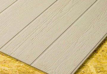 Exterior Plywood Siding