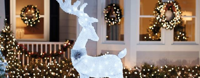 Lowes Xmas Outdoor Decorations